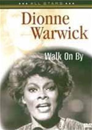 Rent Dionne Warwick: Walk on By Online DVD Rental
