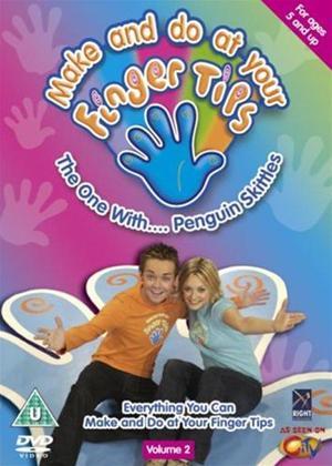 Fingertips: Penguin Skittles Online DVD Rental