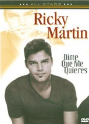 Rent Ricky Martin: Dime Que Me Quier Online DVD Rental