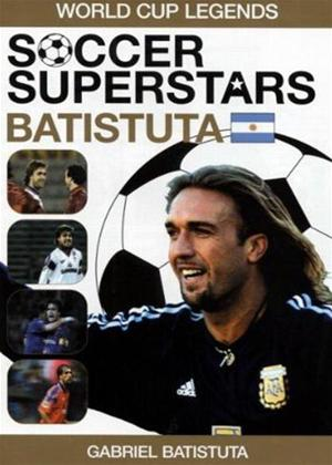 Soccer Superstars: Batistuta Online DVD Rental