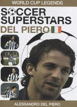 Soccer Superstars: Del Piero Online DVD Rental
