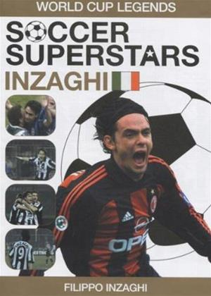Rent Soccer Superstars: Inzaghi Online DVD Rental