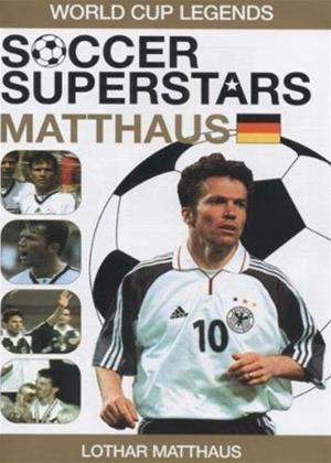 Rent Soccer Superstars: Matthaus Online DVD Rental