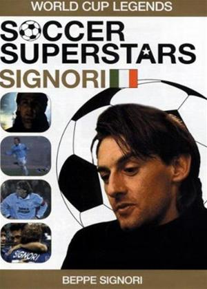 Rent Soccer Superstars: Signori Online DVD Rental