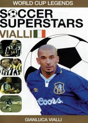 Rent Soccer Superstars: Vialli Online DVD Rental