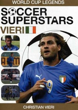 Rent Soccer Superstars: Vieri Online DVD Rental