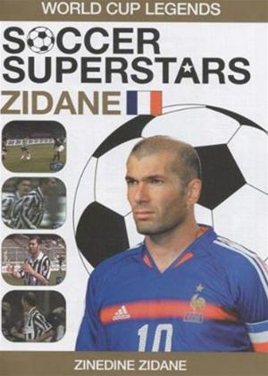 Rent Soccer Superstars: Zidane Online DVD Rental
