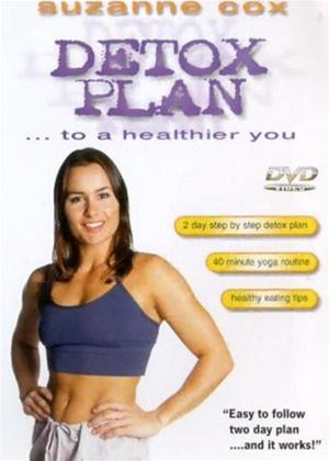 Rent Suzanne Cox: Detox Plan Online DVD Rental