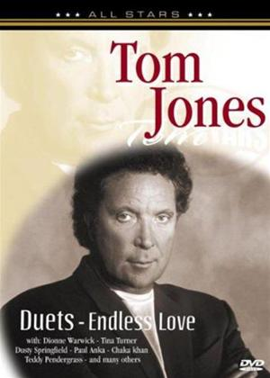 Rent Tom Jones: Duets/Endless Love Online DVD Rental