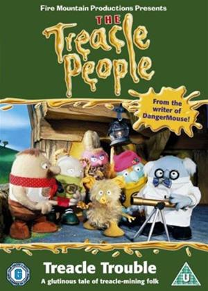The Treacle People: Treacle Trouble Online DVD Rental