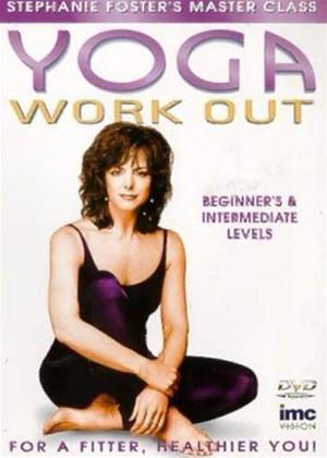 Rent Yoga Workout: Stephanie Foster Online DVD Rental