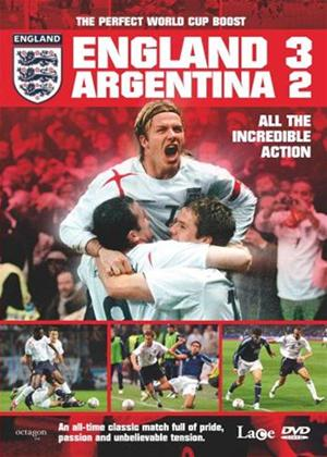 Rent England 3 Argentina 2: Nov 2005 Online DVD Rental