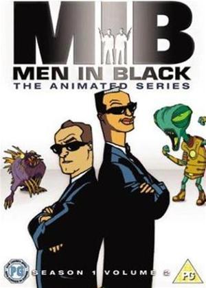 Men in Black: Series 1: Vol.2 Online DVD Rental