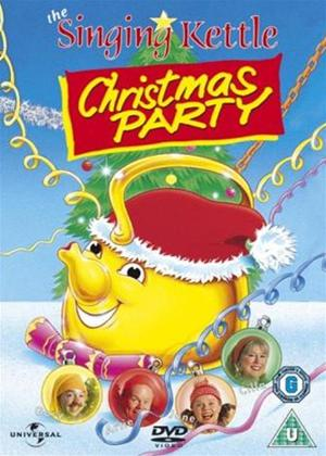 Singing Kettle: Christmas Party Online DVD Rental