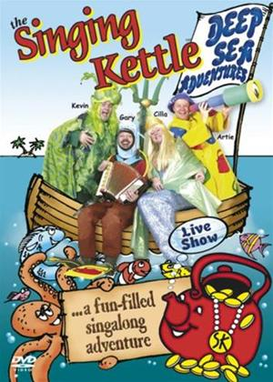Singing Kettle: Deep Sea Adventures Online DVD Rental
