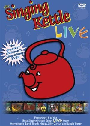 Singing Kettle: Live Online DVD Rental