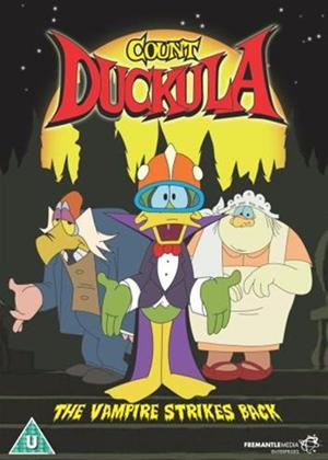 Count Duckula: The Vampire Strikes Back Online DVD Rental