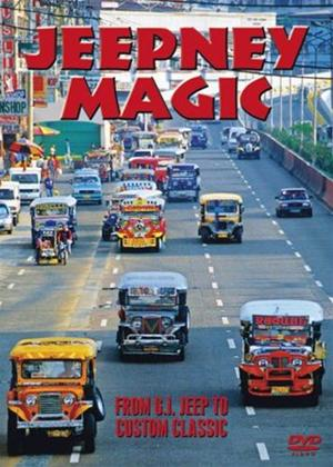 Jeepney Magic Online DVD Rental