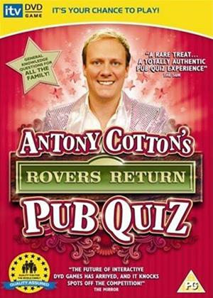 Rent Anthony Cotton's Rovers Return Pub Quiz Online DVD Rental