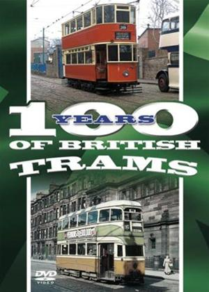 100 Years of British Trams Online DVD Rental