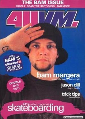 Bam Margera: 411VM Online DVD Rental