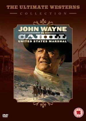Rent Cahill: US Marshall Online DVD Rental