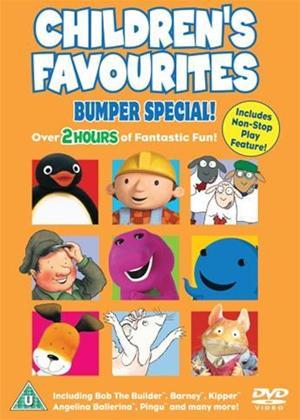 Rent Children's Favourites Bumper Online DVD Rental