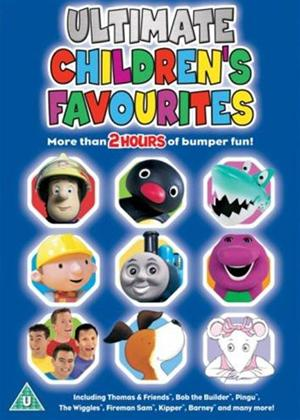 Rent Children's Favourites: Ultimate Online DVD Rental