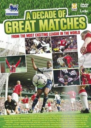 Decade of Great Matches Online DVD Rental