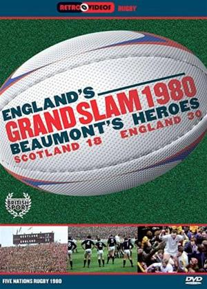 Rent England's Grand Slam 1980 Online DVD Rental