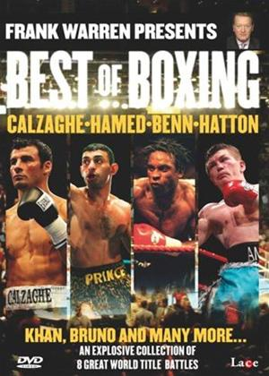Frank Warren: Best of Boxing Online DVD Rental