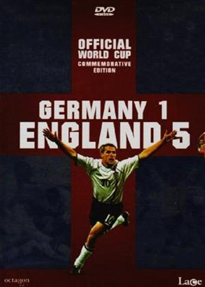 Germany 1 England 5 Special Edition Online DVD Rental