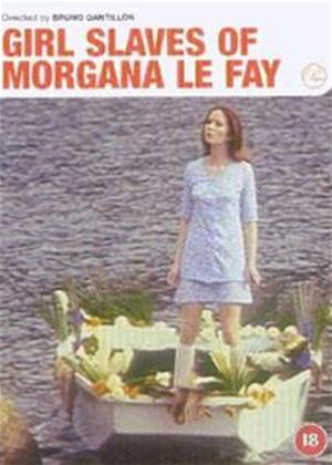 Rent Girl Slaves of Morgana Le Faye (aka Morgane et ses nymphes) Online DVD Rental