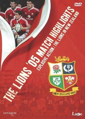 Rent Lions 2005 Match Highlights Online DVD Rental