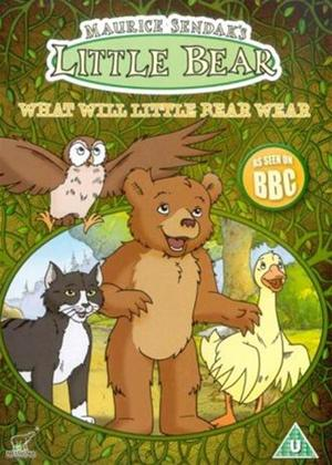 Rent Little Bear: What Will Little Bear Wear Online DVD Rental