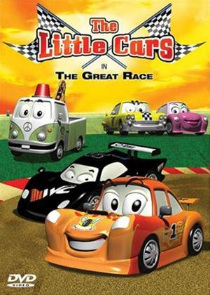 Rent Little Cars in the Great Race 1 Online DVD Rental