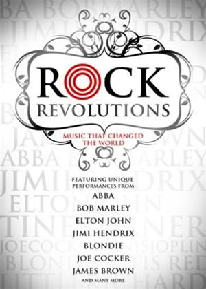 Rock Revolutions Online DVD Rental