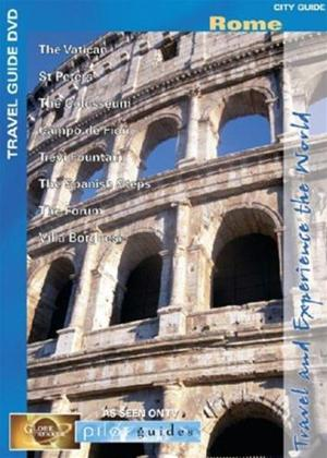 Rome: City Guide Online DVD Rental