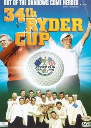 34th Ryder Cup Online DVD Rental