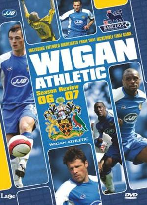 Wigan Athletic 2006/2007 Online DVD Rental