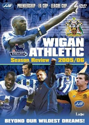 Wigan Athletic 2005/2006 Online DVD Rental