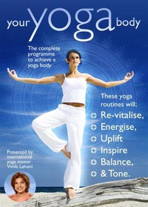 Your Yoga Body Online DVD Rental