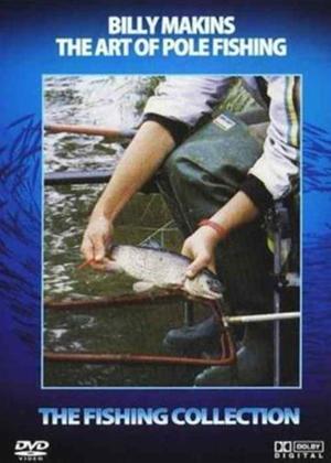 Rent Bob Nudd: Pole Fishing with Bob Nudd Online DVD Rental