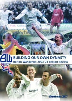 Rent Bolton Wanderers: Series 2003/2004 Online DVD Rental