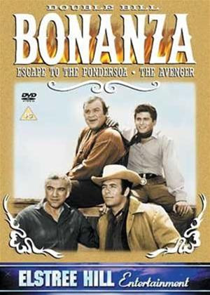 Rent Bonanza: Escape to the Ponderosa/The Avenger Online DVD Rental