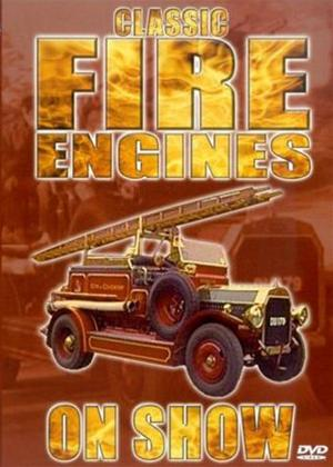 Rent Classic Fire Engines on Show Online DVD Rental
