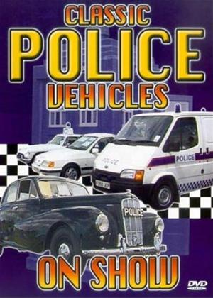 Rent Classic Police Vehicles Online DVD Rental