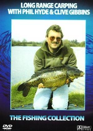 Fishing: Long Range Carping Online DVD Rental