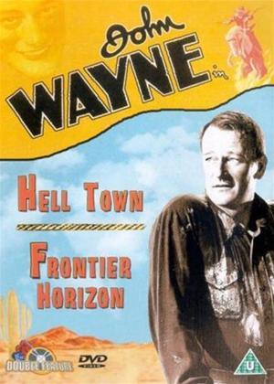 Helltown / Frontier Horizon Online DVD Rental