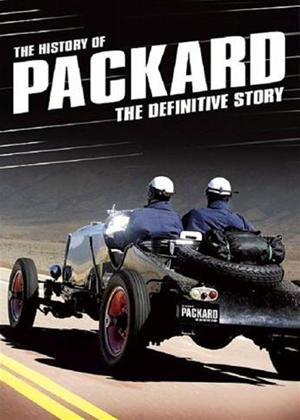History of Packard Online DVD Rental
